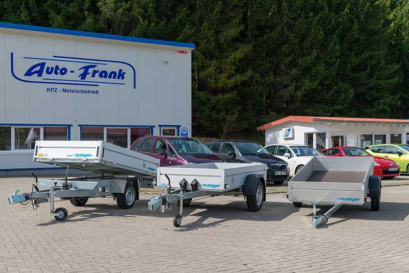 Hof - Auto Frank